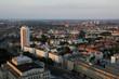 Stadtansicht Leipzig
