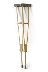 Crutches, Wooden