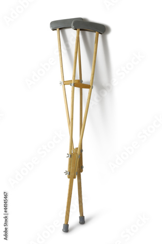 Crutches, Wooden