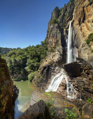 Cascade de Piscia di Gallo - Corse du Sud