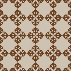 Seamless vector pattern - tile