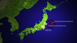Fukushima, Japan Nuclear Disaster 2011 animation