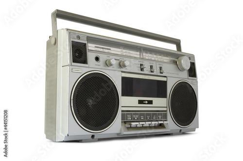 Ghettoblaster, Boombox - 44151208