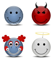Smileys *** Special Set 2
