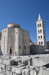 Church in Zadar, Croatia