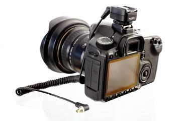 Digitale Spiegelreflexkamera für Videodreh