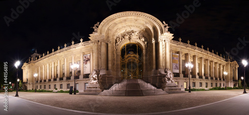 The Petit Palais (Small Palace), Paris, France