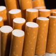 Heap of cigarettes