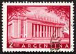 Postage stamp Argentina 1954 Eva Peron Foundation Building