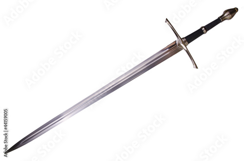 Leinwanddruck Bild Medieval sword