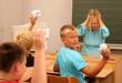 Stress im Klassenzimmer
