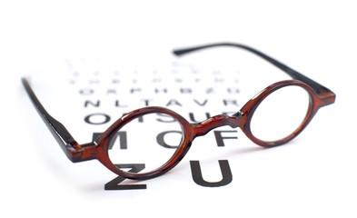 test de vue optique lunettes