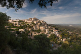 Town of Gordes in Luberon