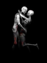 Zombie's in Love 1