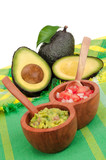 Guacamole, Pico de Gallo and Avocados