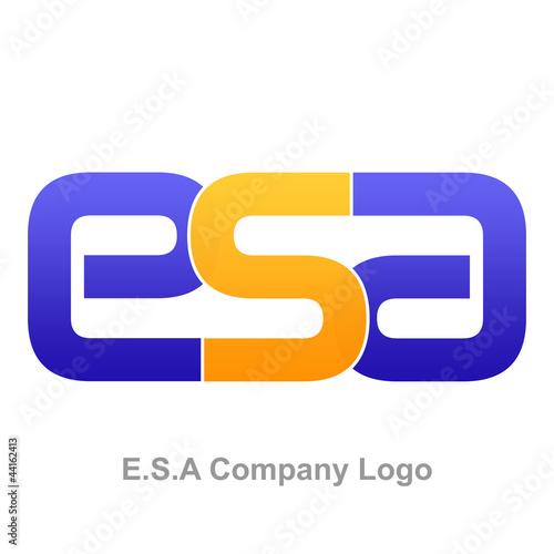 E.S.A Company Logo