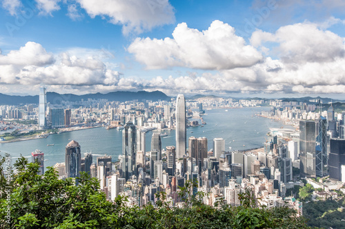 Hong Kong at Day