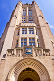 Yale University Sheffiield Scientific School Building Tower