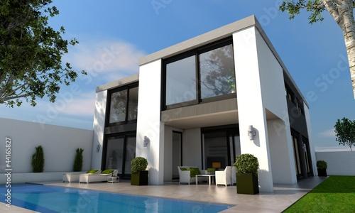 Traumhaus mit pool in deutschland  Haus | Zur Übersicht | XLPrintservice