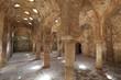 Ruin of the Arabic Bath in Ronda, Andalusia Spain