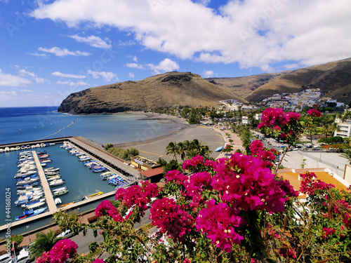 San Sebastian de la Gomera, Canary Islands, Spain