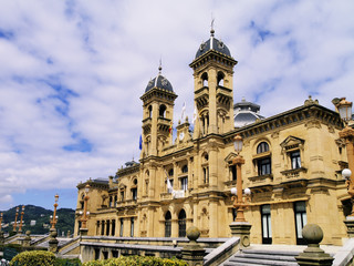 City Hall, San Sebastian(Donostia), Spain