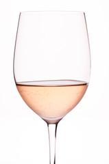 Rosewein im Gegenlicht