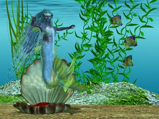 Mermaid Theadora