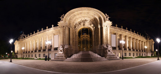 The Petit Palais, Paris, France
