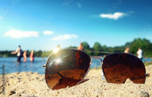 Leinwanddruck Bild Summer Feeling