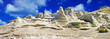 travel in Greece series - Milos island, mineral formations