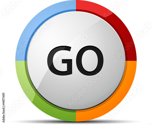 Go button