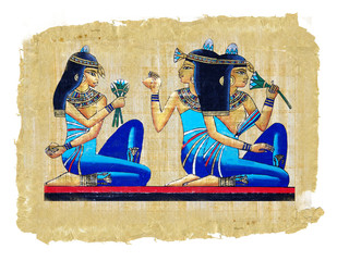 egyptian papyus