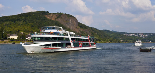 Boat Trips on the Rhine in Germany