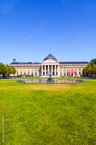 Casino in Wiesbaden/Germany