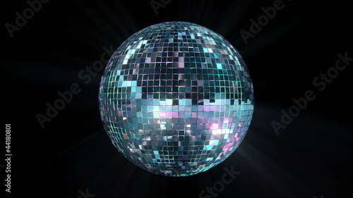 Disco Mirror Ball Loop