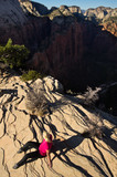 Hiking Angel´s Landing