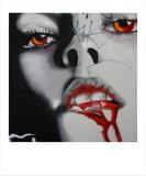 Fototapete Graffiti - Trauma - Graffiti