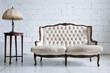 Vintage Sofa room
