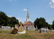 St Ignatius church Chapel Point Maryland