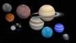 Solar system plantes