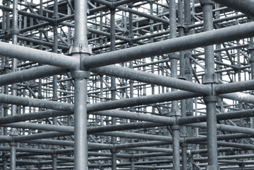 Steel Pipe Network