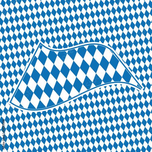 Bavaria Fahne