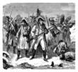 Napoleonian Wars : a Scene - begining 19th century
