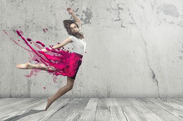 Liquid Dancer