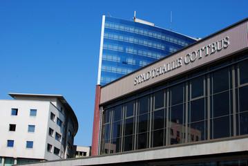 Gebäude in Cottbus
