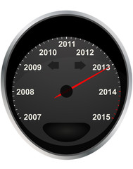 2013 odometer