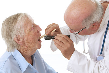 ORL - Examen de la gorge
