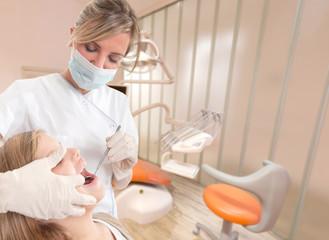 Cavities inspection