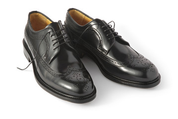 Brogues, Mens Shoes Black